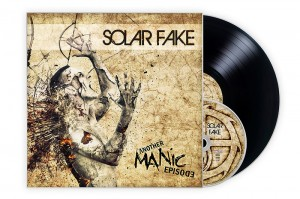Solar Fake - Another Manic Episode - Vinyl